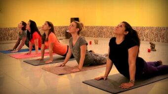 Body Space  Yoga Fusion